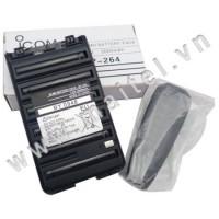 Pin máy bộ đàm cầm tay icom ic F4002, BP-264N