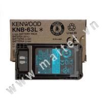 Pin máy bộ đàm cầm tay Kenwood TK 3000, KNB-63L