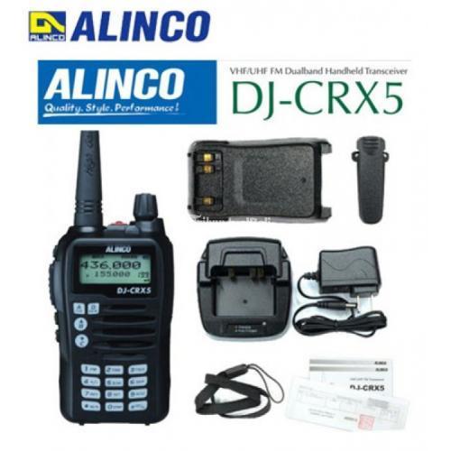 Bộ Đàm Cầm Tay Alinco DJ CRX5