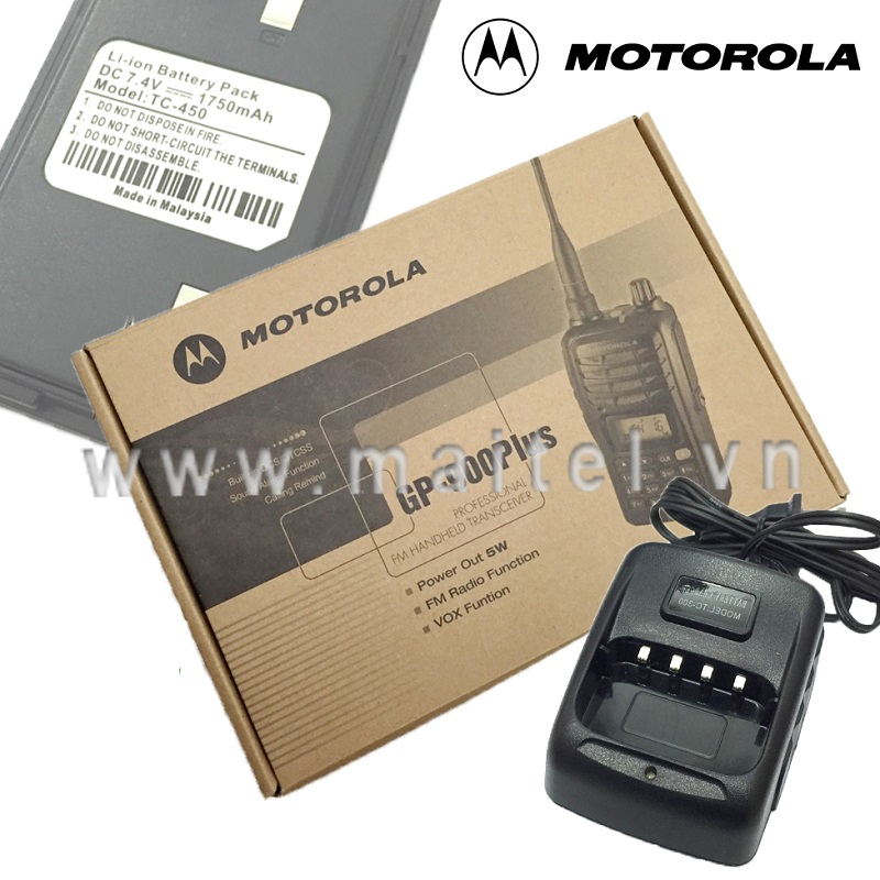 Bộ đàm Motorola GP 900