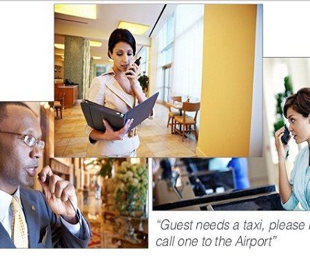Kỹ năng sử dụng máy bộ đàm cầm tay dành cho nhân viên khách sạn
